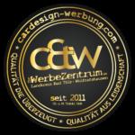 Logo c&w - cardesign&werbung
